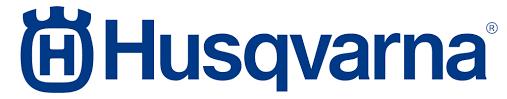 Bieri-Baumaterial - Husqvarna-Logo